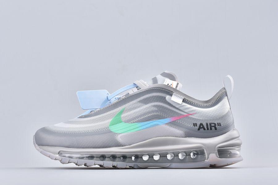 Off-White x Nike Air Max 97 OG Menta