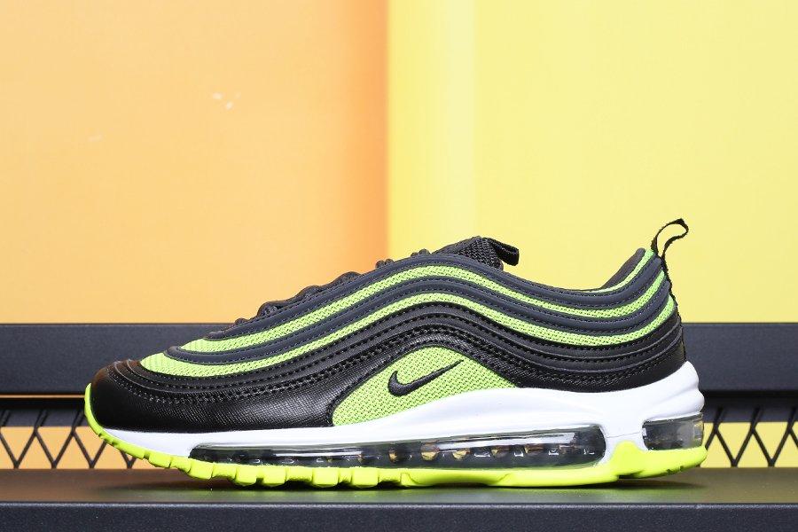 Buy Nike Wmns Air Max 97 Black Neon Green Online