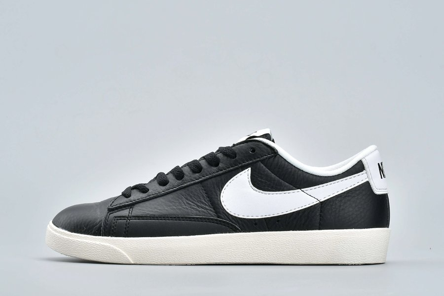 Nike Blazer Low PRM Black White 454471-004 On Sale