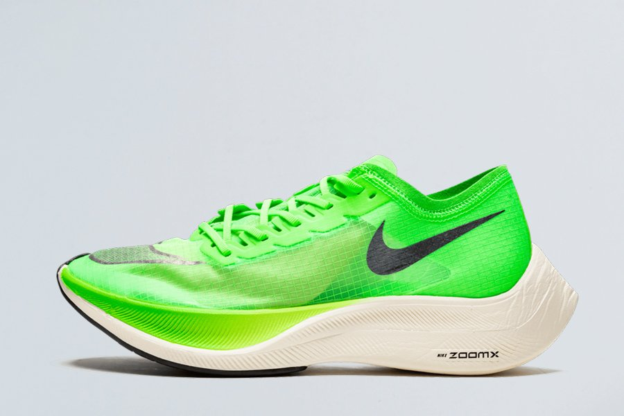 Nike ZoomX VaporFly NEXT% Electric Green AO4568-300