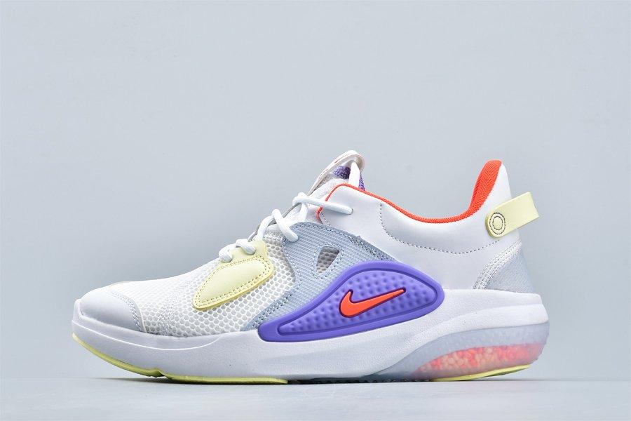 Nike Joyride CC White Bright Crimson Atomic Violet AO1742-100 For Sale