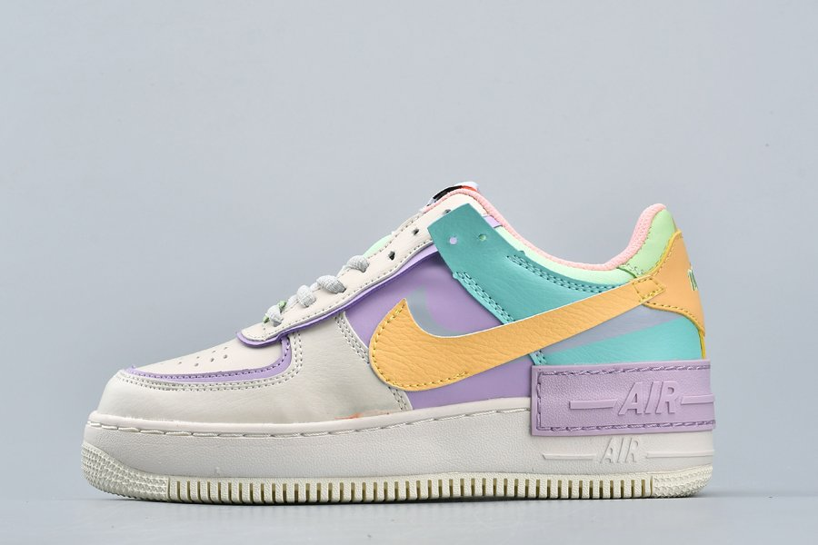 Womens Nike Air Force 1 Shadow Pale Ivory CI0919-101 To Buy