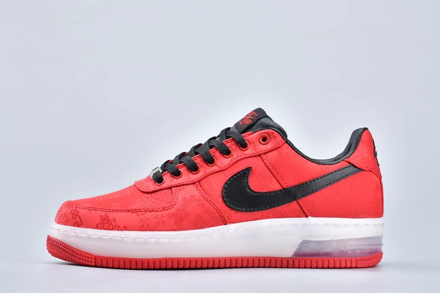 CLOT x Nike 1World Air Force 1 Supreme Red For Sale