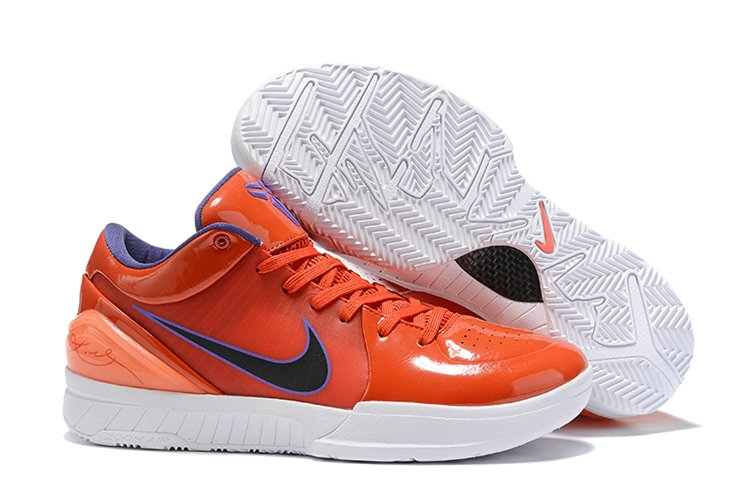 UNDEFEATED x Nike Kobe 4 Protro Suns Team Orange For Sale