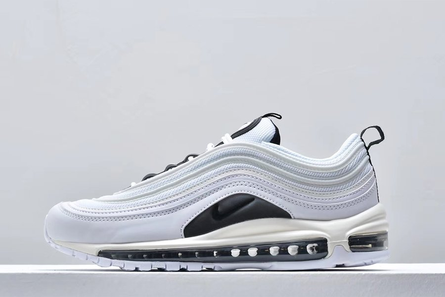 Available Now Air Max 97 White Summit White-Black 921733-103 Cheap Sale