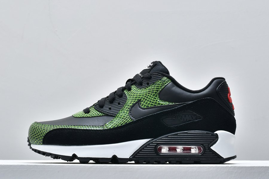 Nike Air Max 90 Green Python CD0916-001 For Sale