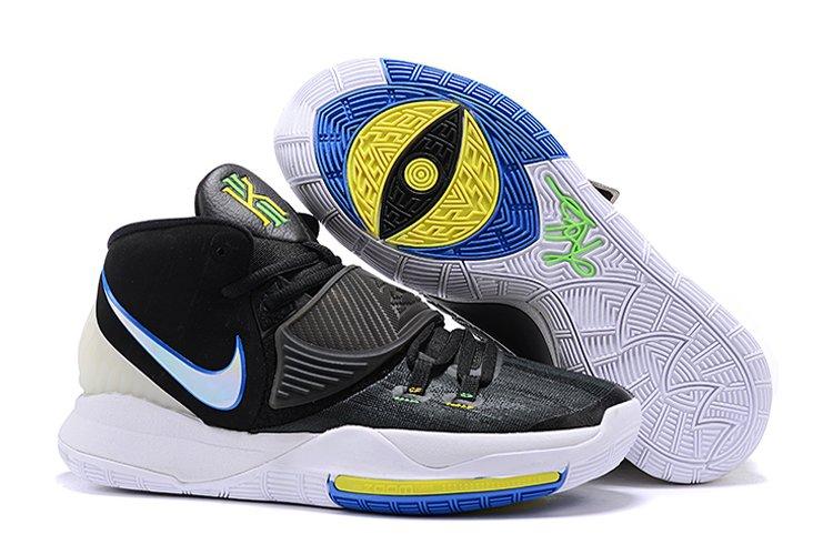 Buy Nike Kyrie 6 Shutter Shades Black White-Soar-Dynamic Yellow