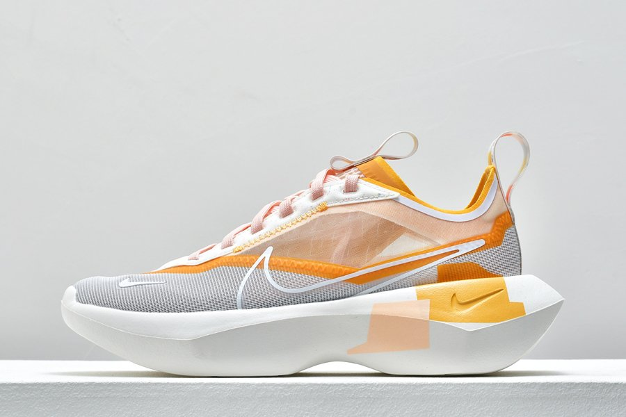 Nike Wmns Vista Lite SE Grey Washed Coral Casual Shoes For Sale