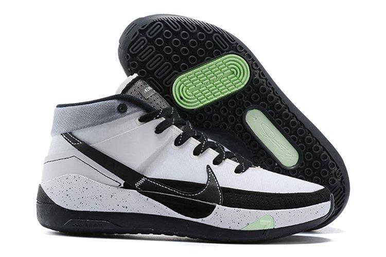 Nike KD 13 Brooklyn Nets White Black