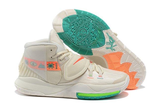 Nike Kyrie 6 N7 Sail Sale