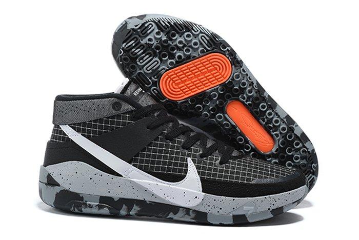 Buy Nike KD 13 Oreo Black White Grey Basketball Shoes