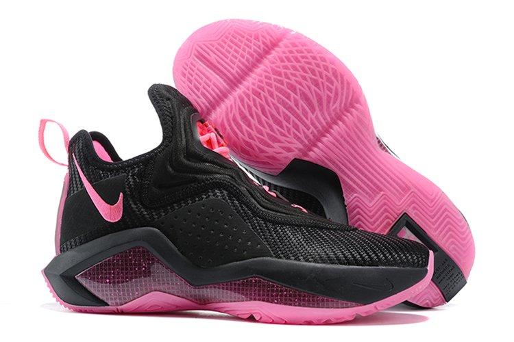 LeBron Soldier 14 Kay Yow Black Pink