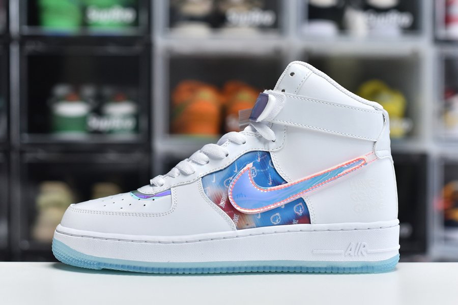 Nike Air Force 1 High Good Game White To Buy
