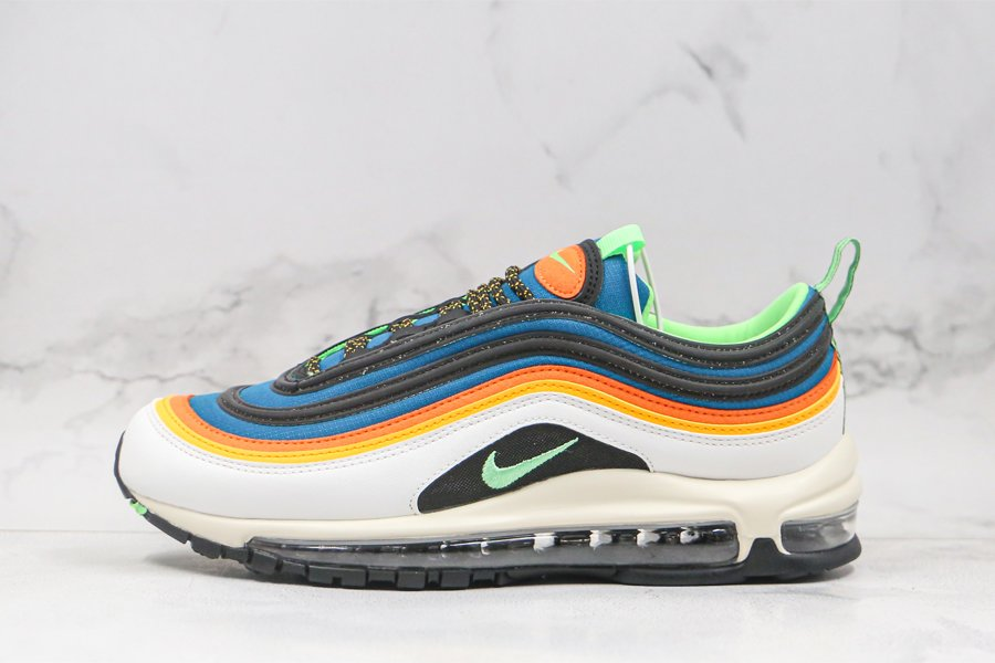 Nike Air Max 97 Green Abyss Illusion Green CZ7868-300 For Sale