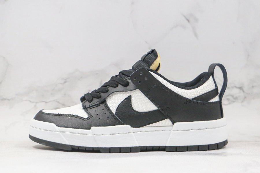 Nike Dunk Low Disrupt Black White CK6654-102 To Buy