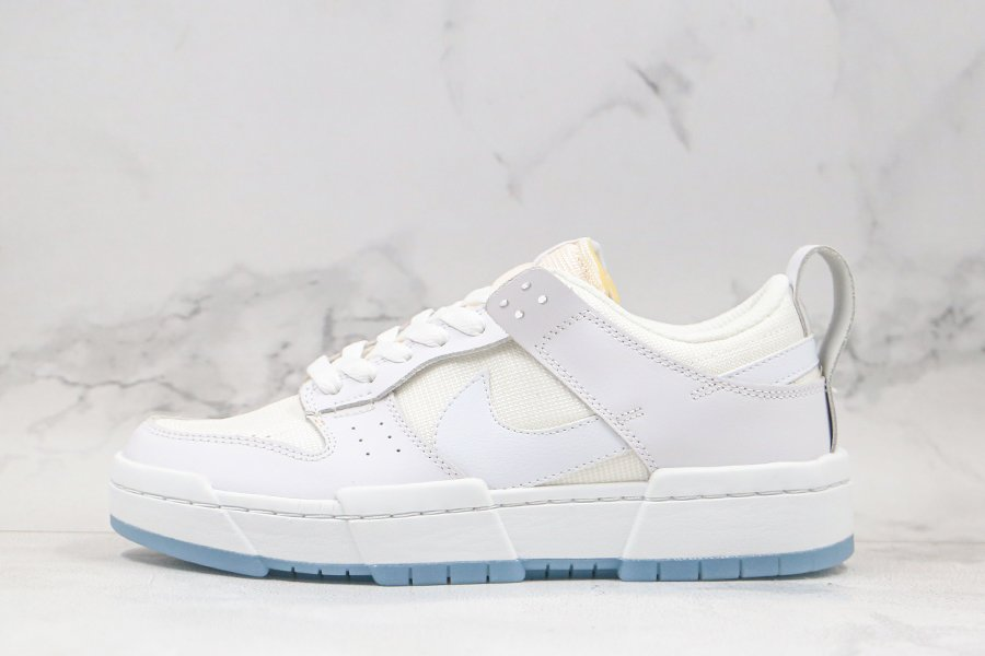 Nike Dunk Low Disrupt Photon Dust CK6654-001 On Sale