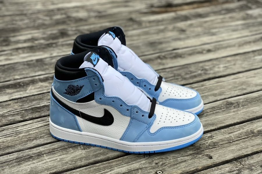 Buy Online Air Jordan 1 High OG University Blue