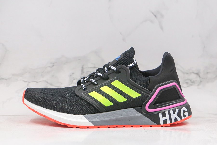 Buy Online adidas UltraBoost 20 City Pack Hong Kong FX7818 Mens