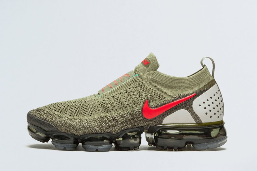 Nike Air VaporMax Flyknit MOC 2 Neutral Olive AH7006-200 To Buy