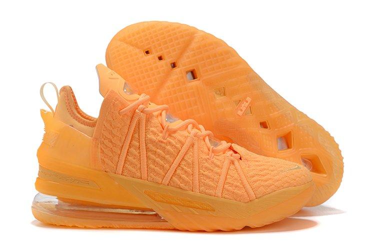 Nike LeBron 18 Melon Tint DB8148-801 To Buy