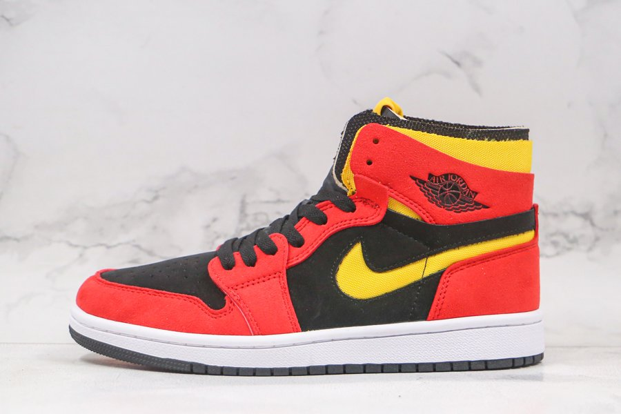 Air Jordan 1 Zoom Comfort Chile Red CT0978-006 For Sale