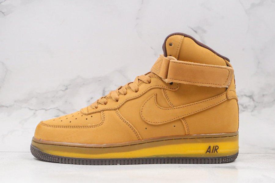 Nike Air Force 1 High Retro SP Wheat Mocha To Buy