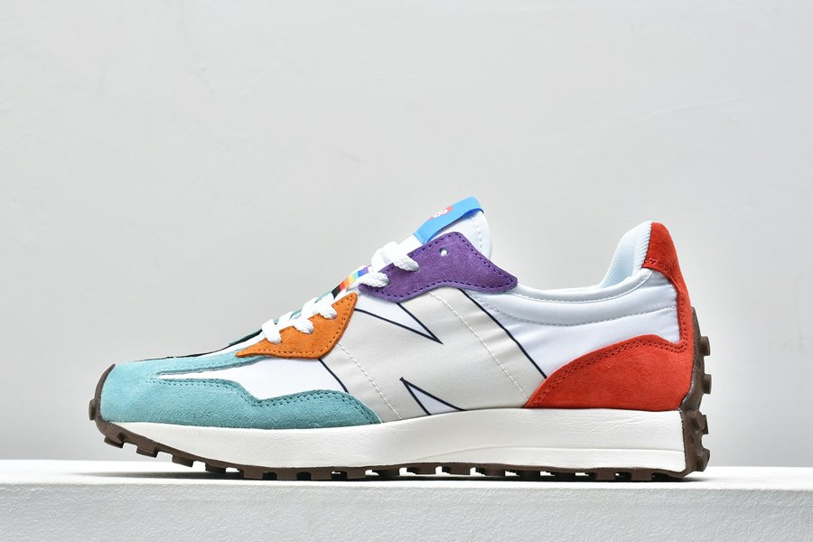 2020 New Balance 327 Pride Multi-Color Outlet