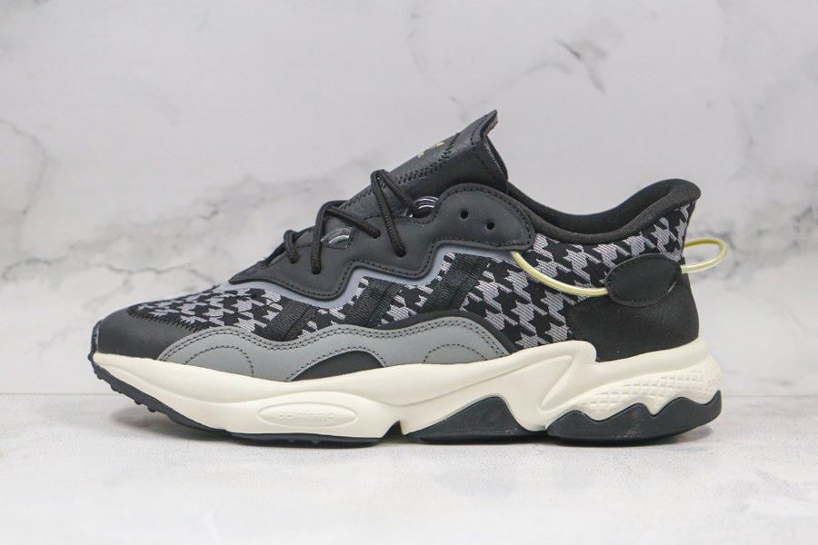 Adidas Originals Ozweego Marathon Black Grey To Buy