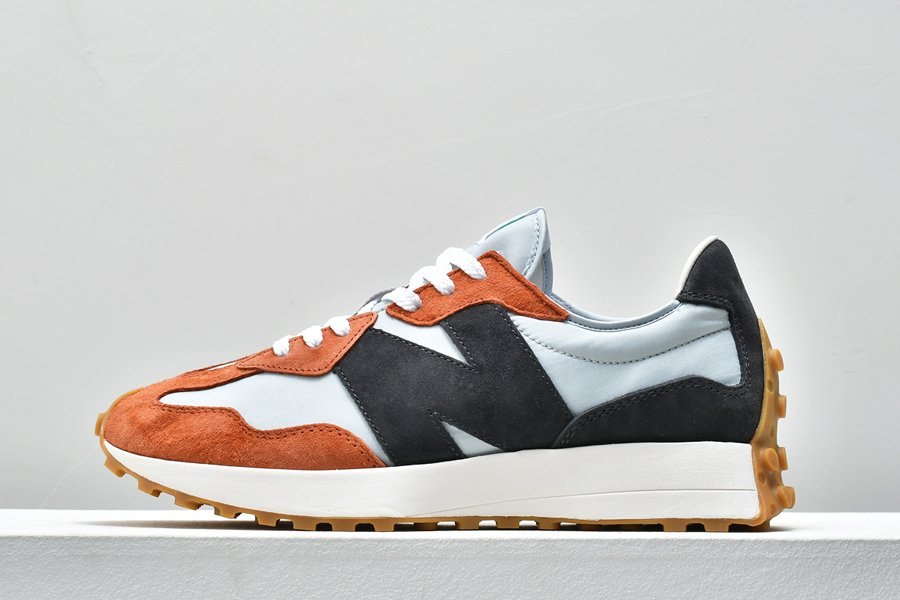 Buy New Balance 327 Rust Brown Grey Mens and Womens Size