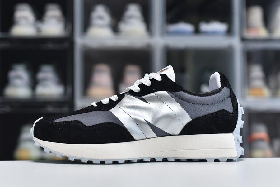New Balance 327 Black White Grey To Buy