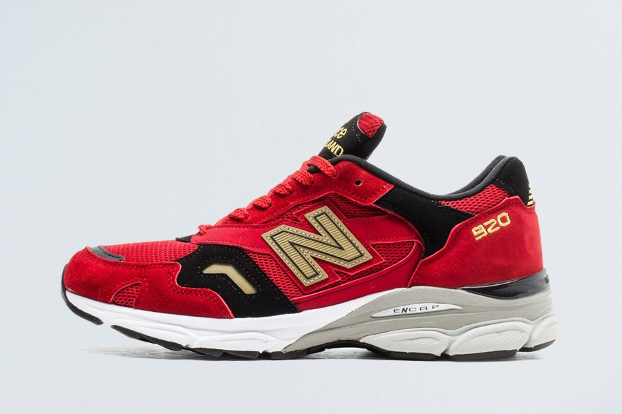 New Balance 920 Year Of The Ox Red Outlet
