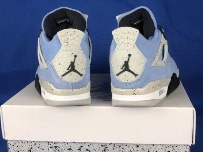 Air Jordan 4 SE University Blue CT8527-400 Heel