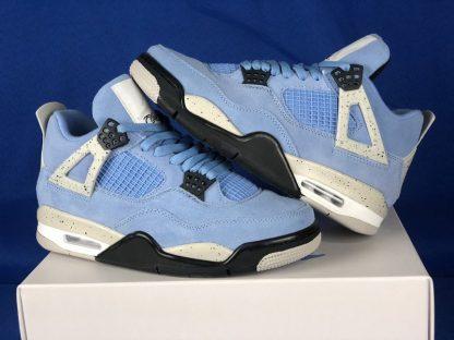 Air Jordan 4 SE University Blue CT8527-400 Pair