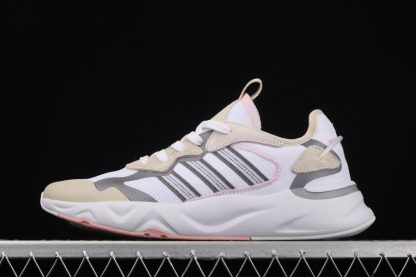 Adidas Future Flow Chalk White Running Casual Shoes FW7186 To Buy