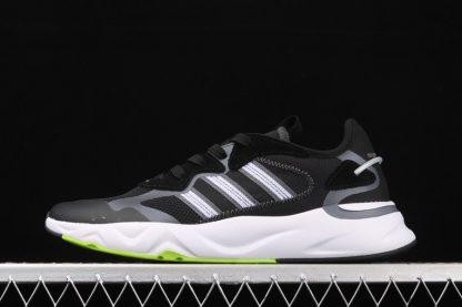 Adidas Future Flow Core Black Footwear White-Grey Six FW3371 On Sale