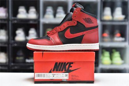 Air Jordan 1 Hi 85 Varsity Red BQ4422-600 Shoebox