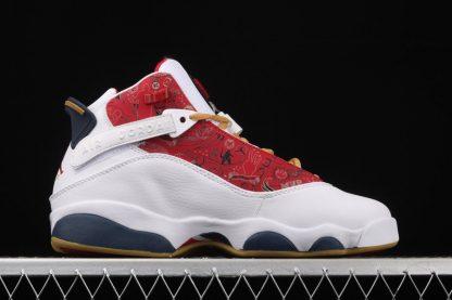 Air Jordan 6 Rings Championship Pack 322992-163 Medial