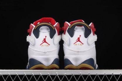 Air Jordan 6 Rings Championship Pack 322992-163 Heel