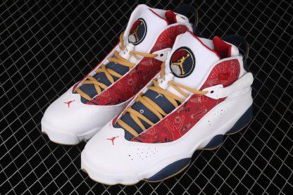 Air Jordan 6 Rings Championship Pack 322992-163 Top