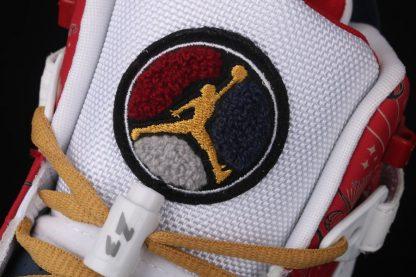 Air Jordan 6 Rings Championship Pack 322992-163 Tongue