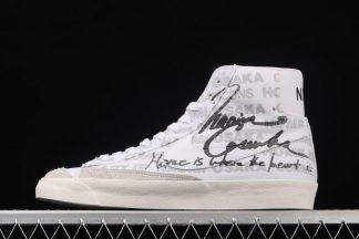 COMME des GARCONS x Naomi Osaka x Nike Blazer Mid DA5383-100 To Buy