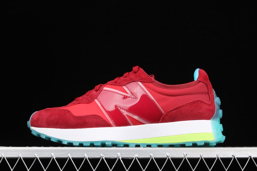 Concepts X New Balance 327 Cape Red Low-top MS327CSC