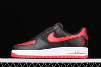 Mismatched Nike Air Force 1 Low 82 Bred Royal