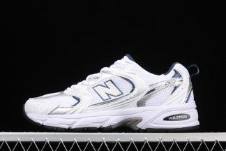 New Balance MR530SG White Grey Navy