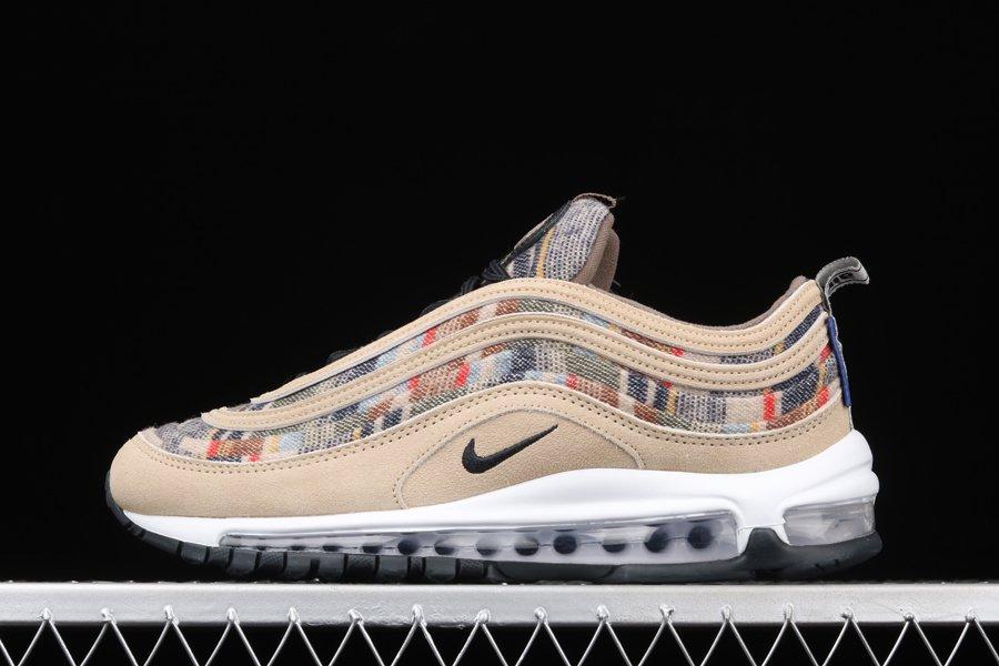 Nike Air Max 97 x Pendleton Nike By You Tan