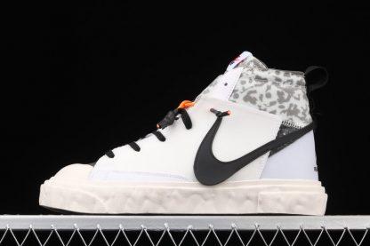 Nike Blazer Mid READYMADE White Total Orange