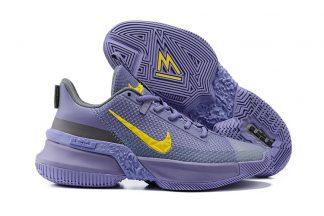 Nike LeBron Ambassador 13 Lakers Dark Purple CQ9329-500 Sale