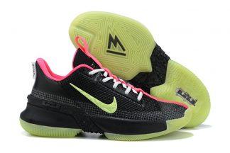 Nike LeBron Ambassador 13 Yeezy Black Hot Pink