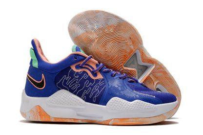 Nike PG 5 Lapis Blue Void-Crimson Bliss CW3143-400 To Buy