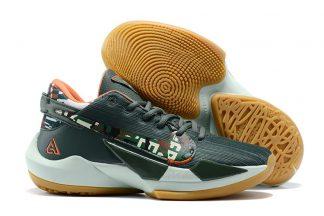 Nike Zoom Freak 2 Bamo Vintage Green Pistachio Frost